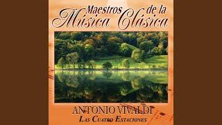 Las Cuatro Estaciones Op.8/1 Primavera - Largo E Pianissimo Sempre, RV 269