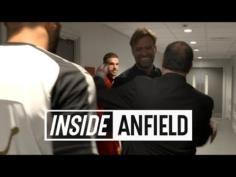 Inside Anfield: Liverpool 2-0 Newcastle | TUNNEL CAM