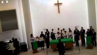 """312 YK """" Te laudamus Domine """" Canto Ambrosiano  Cercando la Fonte della Musica"""