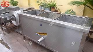 Potato Blanching Machine
