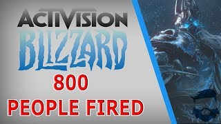 800 FIRED From Blizzard! WAY WORSE Than Expected! Stocks SOAR!
