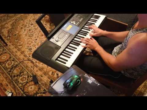 Би-2 – Лайки piano cover