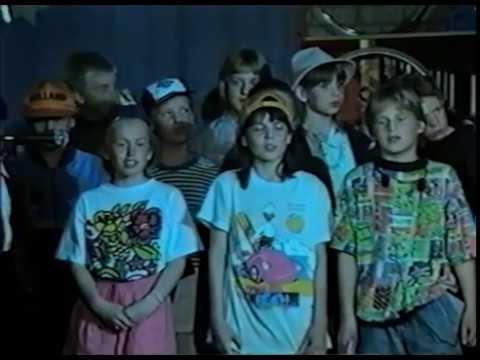 Tiggeldobbe 1990 - Musical - Ik Vlieg Wel Even Naar De Maan