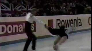 Jayne Torvill & Christopher Dean  - OSP Paso Doble WC Ice Dance 1984