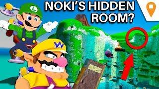 Mario's Hillside Hideout? The Mysteries, Discoveries, & Nostalgia of Noki Bay | Pixel Portals