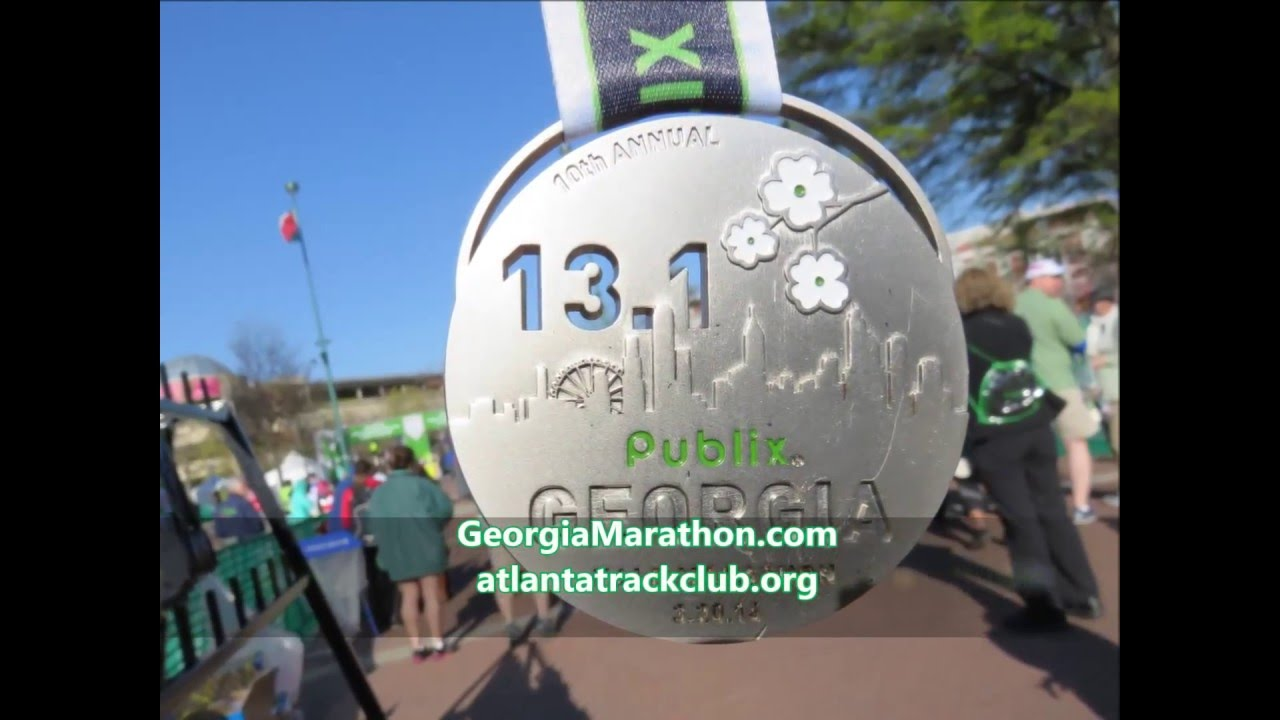 Publix Atlanta Marathon & Half Marathon - GA, USA - Mar 01