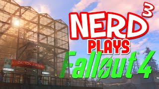 Nerd³ Plays... Fallout 4  - Commonwealth Cribs