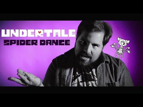 Undertale - Spider Dance [METAL Ver.] - Caleb Hyles (feat. RichaadEB)