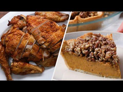 The Ultimate Thanksgiving Dinner • Tasty Recipes