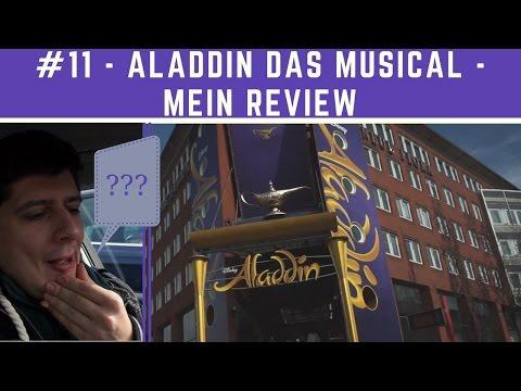#11 - Aladdin das Musical - Mein Review