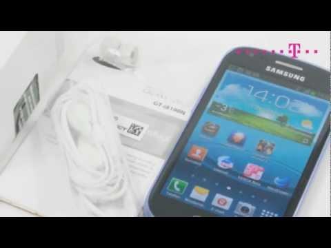 Samsung Galaxy S III mini - topowa miniaturka