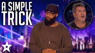 One Simple Trick SHOCK Judges on America's Got Talent