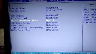 HOW TO FIX (USING BIOS)BOOT FAILED/NO BOOT DEVICE /HARDDISK NOT DETECTED PROBLEM BIOS