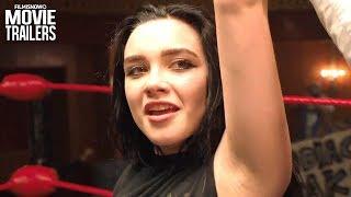 FIGHTING WITH MY FAMILY Trailer NEW (2019) - Dwayne Johnson WWE Movie