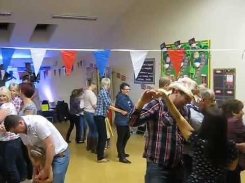 Berkshire school barn dance