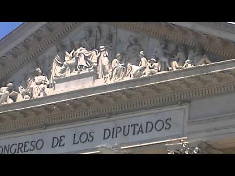 Madrid the parliament