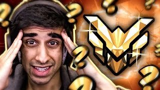 One of VikkstarPlays - Random Games!'s most viewed videos: FINALLY MASTER RANK?! - OVERWATCH COMPETITIVE GAMEPLAY