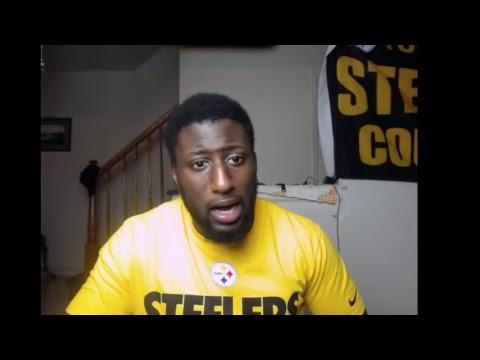 Steelers Vs Jaguars Reaction LiveStream