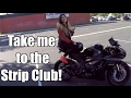 This GIRL wanted a ride to the Strip club!! | Increase strength on the bench press