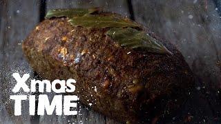 Мясной Хлеб (Митлоф) || Новогодние и Рождественские Рецепты на FOOD TV