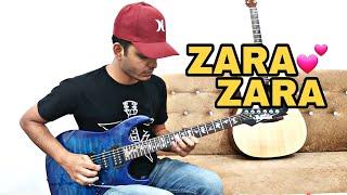 Download Video Zara Zara Bahekta Hai (Soft Rock) Guitar Cover With Tabs & Chords | instrumental | RHTDM MP3 3GP MP4