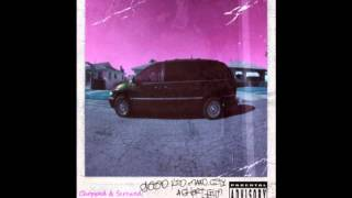 Kendrick Lamar - Poetic Justice (Feat. Drake) (Chopped & Screwed)