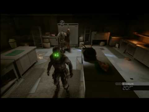 splinter cell conviction matchmaking doesn't work