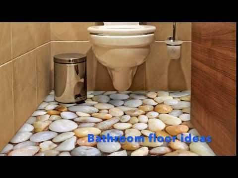 3D Glossy Flooring Ideas