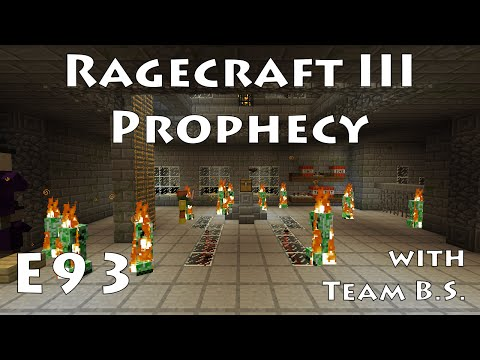 E93  - Ragecraft 3 - Creeper Breeding Station with Team B.S.