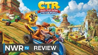 Crash Team Racing Nitro-Fueled (Nintendo Switch) Review (Video Game Video Review)