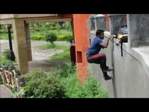 Parkour and Freerunning in Pune India - Make Your Own Way