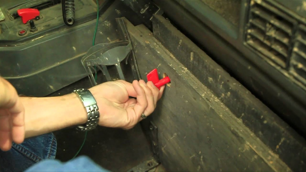 Battery Isolator - YouTube