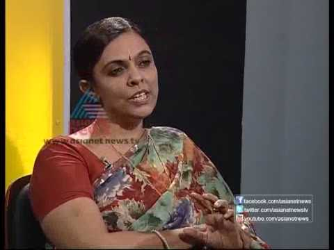 """""""Dr. B.Sandhya IPS Interview""""-On Record 9,January 2013 Part 1"""