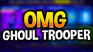 GHOUL TROOPER IST DA 😱 Heute im Fortnite Shop 31.10 🛒 DAILY SHOP   Fortnite Shop Snoxh