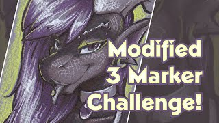 Modified 3 Marker Challenge!