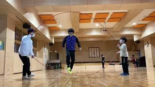 琉惺 所属:恵庭DDC  JUMP UP