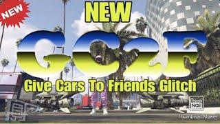 🔴BRAND NEW GC2F🔥 GÏVE CARS TO FRIENDS 🔥(20 Second Rinse & Repeat) PS4/XBOX1 GTA 5‼️
