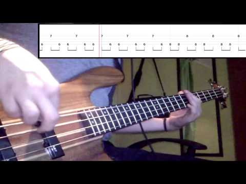 Red Hot Chili Peppers - Death Of A Martian (Bass Cover) (Play Along - Tabs In Video) mp3