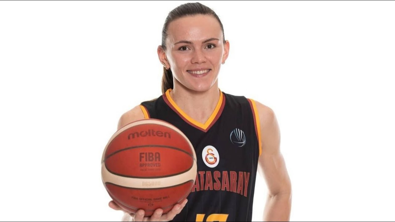 #12 - Anete Steinberga • Galatasaray • 2020/2021 Highlights •