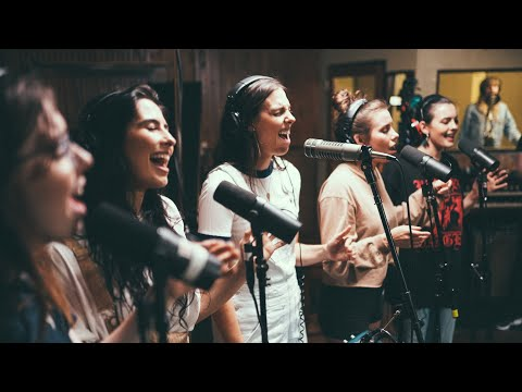 P!nk - Walk Me Home (LIVE Ft. Pomplamoose)
