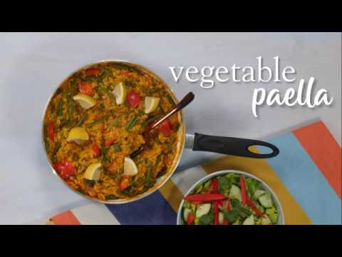 Slimming World Syn Free vegetable paella recipe - FREE