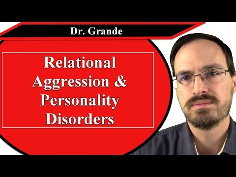 Relational Aggression, the FFM, and Personality Disorders