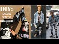 How To Make Jaden Smith Pants - MSFTS Jeans- Custom Anime Pants