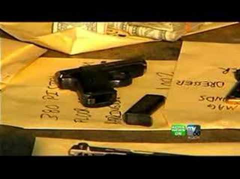Sacramento Police Seize Guns, Drugs, Money