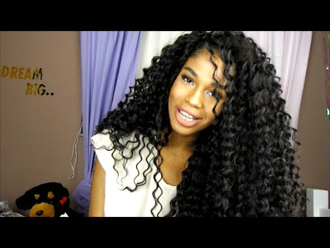 Freetress Crochet Hair Youtube : Freetress Crochet Braids // I Moriah - YouTube
