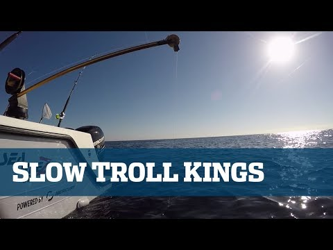 Florida Sport Fishing TV Slow Troll Rigging Station