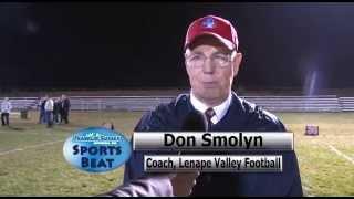 10 17 14 Lenape Valley vs North Warren Football