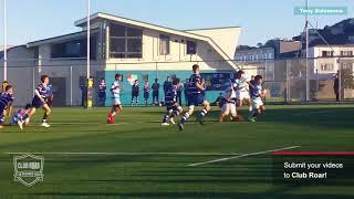 Tony Solomona jnr (TJ) 2018 Rugby Highlights .
