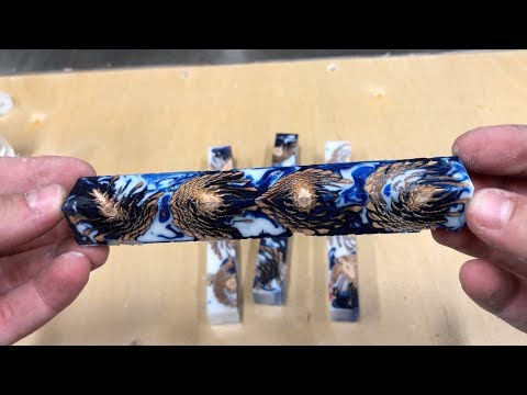 Mini Pinecones & Alumilite Pen Blanks?!