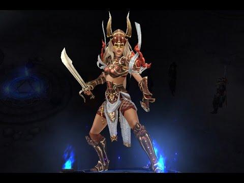 Diablo Monkey King Build